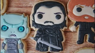 Game of Thrones Jon Snow Cookie - Funko Pop!