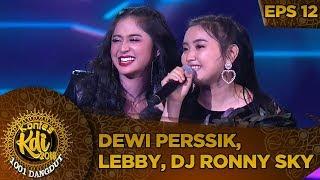 Satu Studio Hatcep Bareng Dewi Perssik ,Lebby dan DJ Ronny Sky - Kontes KDI Eps 12 (7/10)