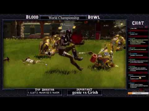 WC genie(Dark Elves) vs Grish(Dwarfs)