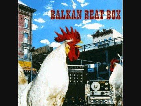 Balkan Beat Box - Meboli