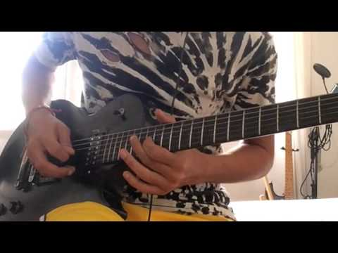 Jack White - Lazaretto Guitar Cover