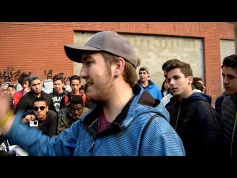MUSKI VS STIWI  Batallas Underground Palencia