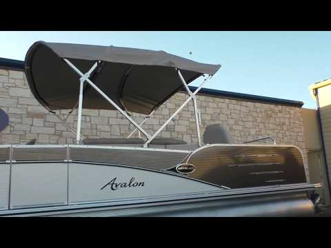 2019 Avalon 23' Catalina Reaf Fish For Sale At Austin Boats & Motors.