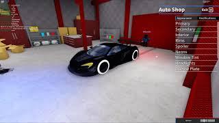 My roblox vehicles