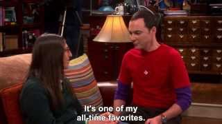 The Big Bang Theory - Sheldon and the Raiders of the Lost Ark--Subtitled