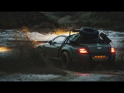 Supercar, Macchine da sogno: Bentley GT, sfida fuori strada