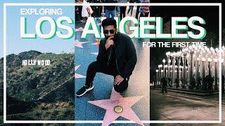 Disneyland 2018: Exploring LA feat. A racist Uber | VLOG Day 64
