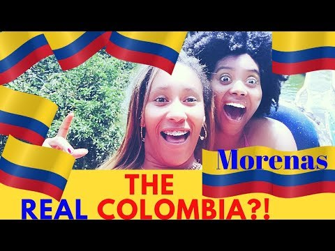 Colombia Travel: BLACK COLOMBIANS Show Me The REAL Colombia | Chanelle Adams