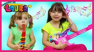 CLAP YOUR HANDS ACTION SONGS FOR KIDS CHILDREN NURSERY RHYMES WITH LAURINHA