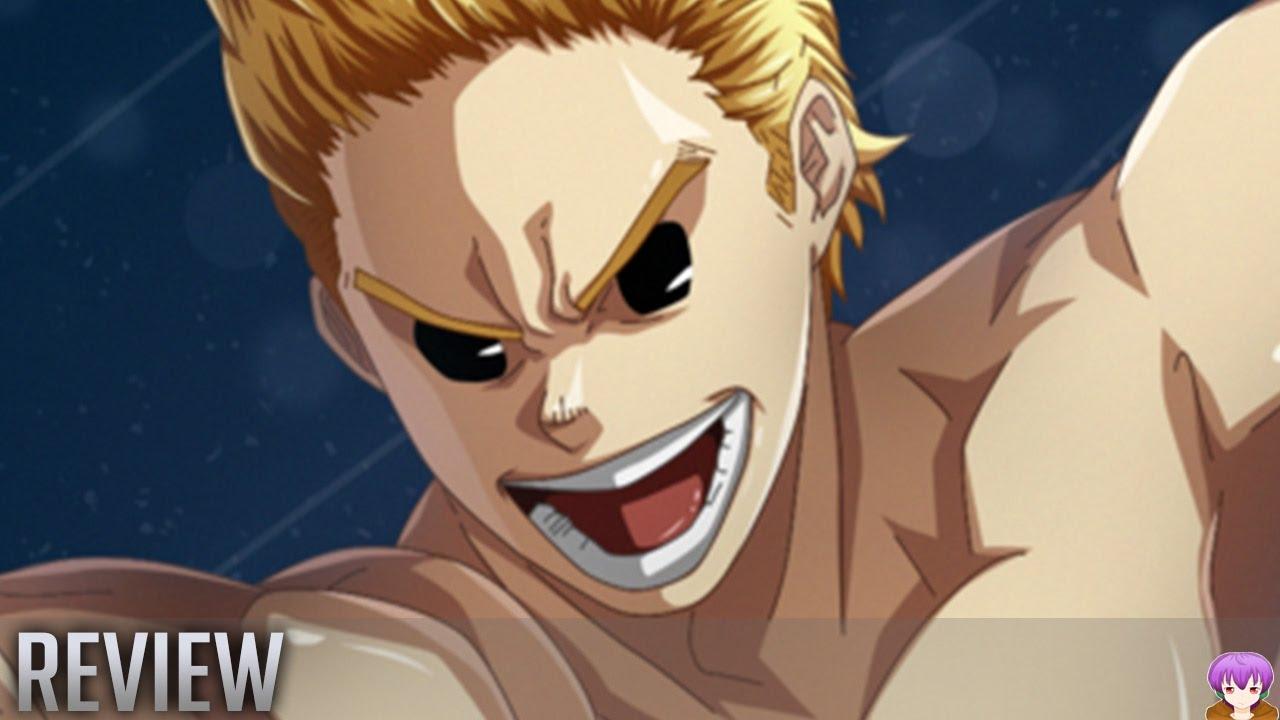 Mirio Togata's Quirk Has Massive Drawbacks - Boku no Hero Academia Chapter  124 Manga Review