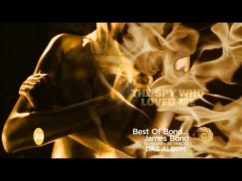 Best of Bond...James Bond - 50 Years - 50 Tracks (Kino Spot)