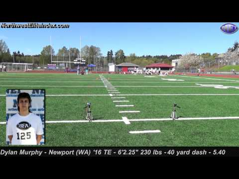 Dylan Murphy - 2014 Kirkland Combine