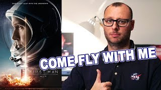 FIRST MAN - Critique ! Quand l'intime tutoie l'immensité