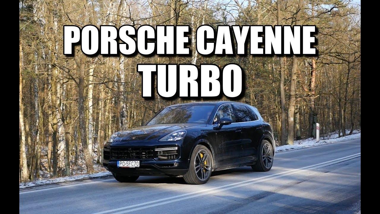 Porsche Cayenne Turbo 2018 – kto bogatemu zabroni? (PL) – test i jazda próbna