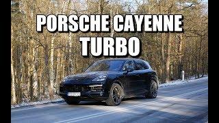 Porsche Cayenne Turbo 2018 - kto bogatemu zabroni? (PL) - test i jazda próbna