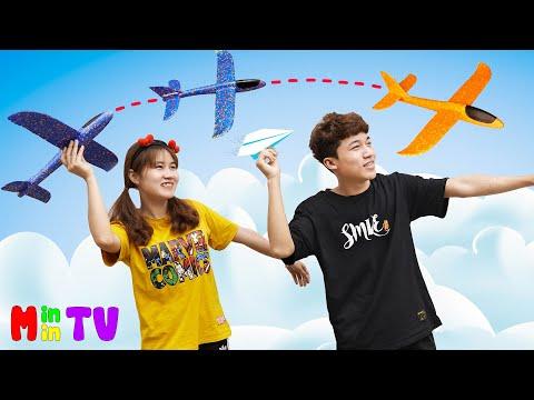 Lười Học Ham Chơi | Bài Học Về Tính Trung Thực ♥ Min Min TV Minh Khoa