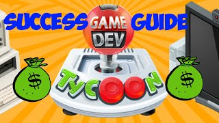 Success Guide to Game Dev Tycoon