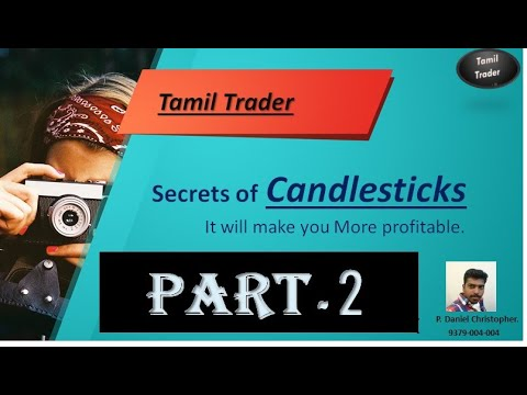 Secrets Of Candlestick Pattern In Tamil || Part - 2