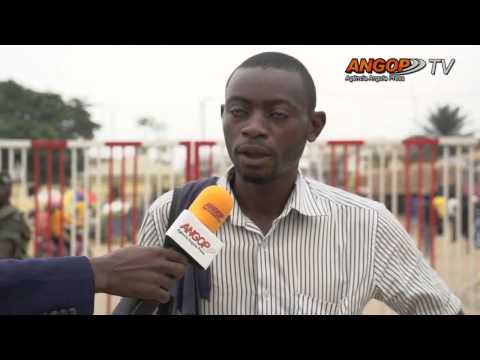 O Nosso Destaque Nacional A vida nas Fronteiras - Cabinda