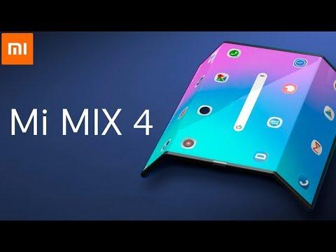 Xiaomi Mi Mix 4 –доступный гибкий смартфон