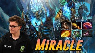 Miracle Wraith King - Dota 2 Pro MMR Gameplay