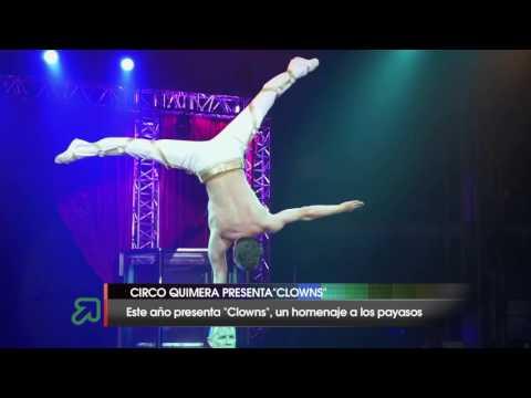 Circo Quimera 2016: Clowns