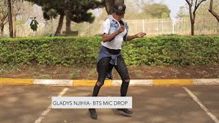 BTS MICDROP DANCE COVER BY gQ DANCERS' Gladys Njihia