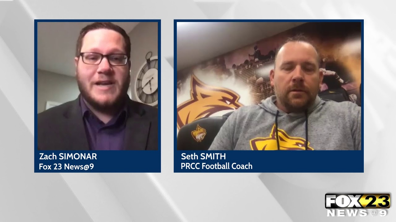 PRCC football coach discusses highs, lows of season