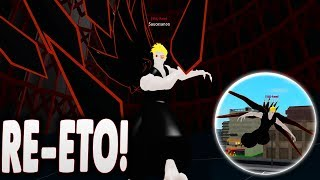 ETO REWORK Vs ENTIRE SERVER! Ro-Ghoul ReEto - France Roblox - France iBeMaine (en)