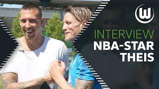 Daniel Theis: Der Basketball-Star über die NBA und seine Liebe zum VfL Wolfsburg