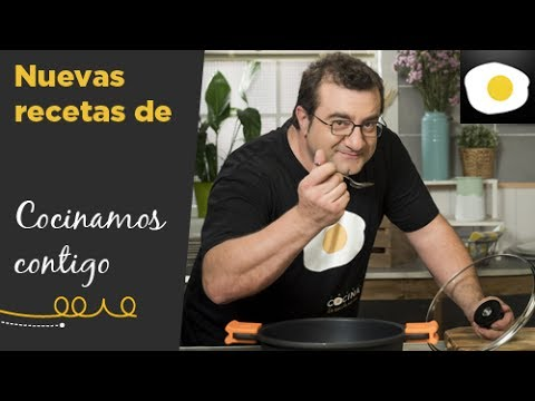 Cocinamos Contigo | Las Recetas De Sergio Fernandez En Canal Cocina Nuevos Episodios