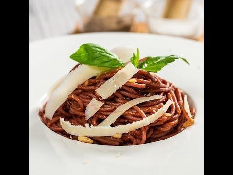 Red Wine Spaghetti