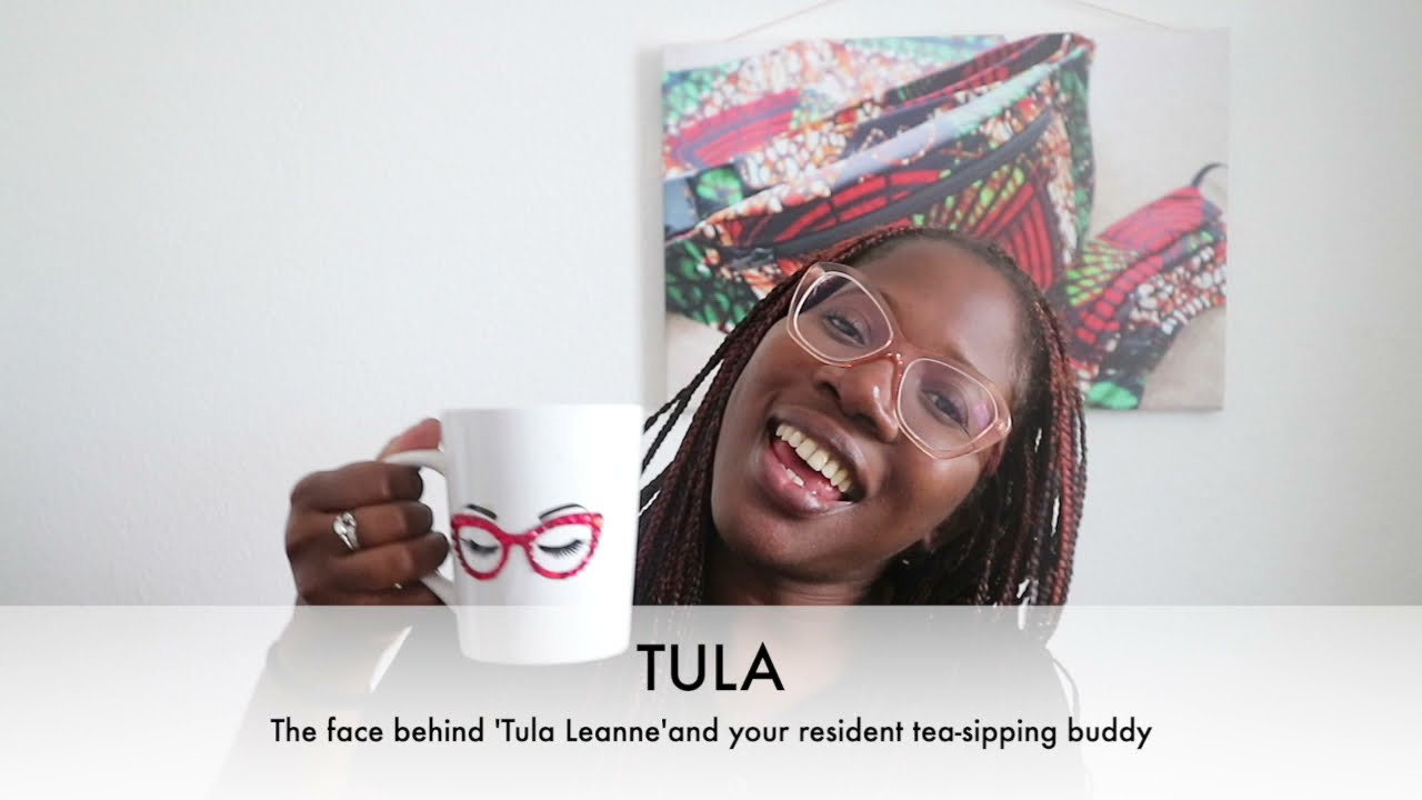 """Sipping Tea With Tula - 17 - """"Criticism"""""""