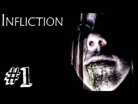 МАНЬЯЧИНА! ► Infliction Прохождение #1 ► ИНДИ ХОРРОР ИГРА
