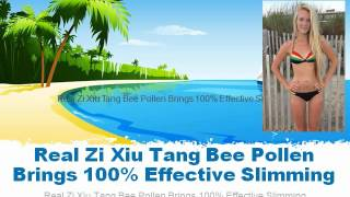 bee pollen capsules zi xiu tang weight loss,bee pollen weight loss