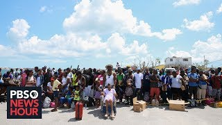 The immense logistical challenges of emergency response in the Bahamas