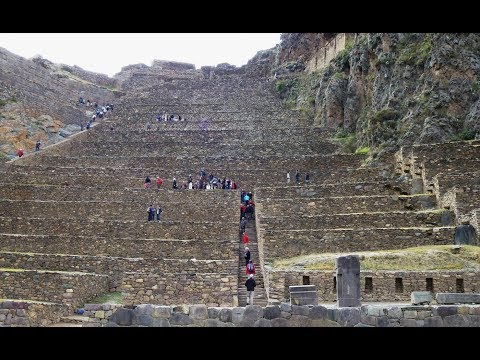 Exploration Of Ollantaytambo And Naupa Huaca In Peru: August 2017