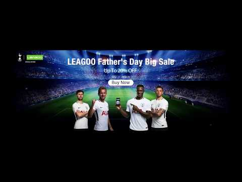 LEAGOO Father's Day Big Deal is Ready on Aliexpress