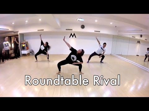 Roundtable Rival / Choreography Nicky