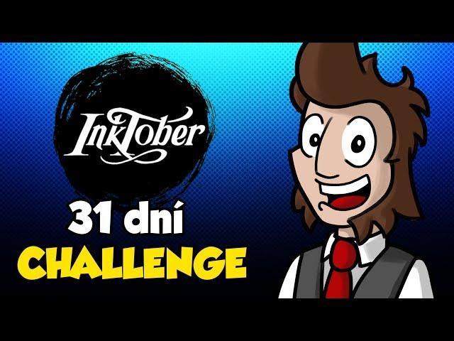 INKTOBER challenge na 31 dní!