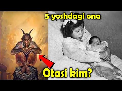 KO'RİB İSHONMAYSİZ / DUNYODAGİ ENG YOSH ONALAR / Eng yosh Ota-Onalar top 5