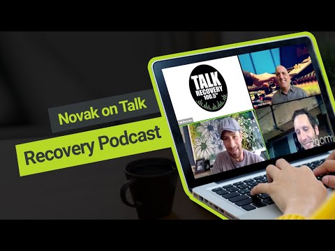 Brandon Novak on Talk Recovery Radio Podcast