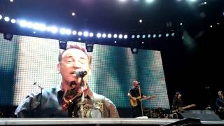 Bruce Springsteen - Long Tall Sally (Little Richard cover) (San Siro,Milano 3.6.13) HD