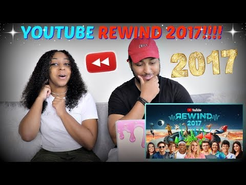 IT'S HERE! | YouTube Rewind: 'The Shape of 2017' #YouTubeRewind REACTION!!!!