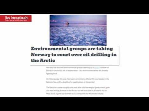 Help Beat Arctic Oil in Court!