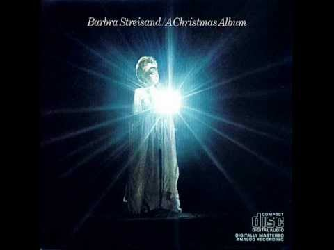 "3- ""The Christmas Song"" Barbra Streisand - A Christmas Album"