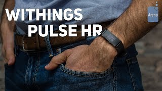 Withings Pulse HR: a fitness tracker with a twist
