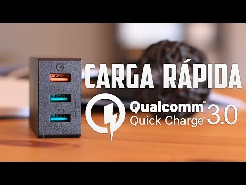 Accesorios Quick Charge 3.0, Carga A Toda Velocidad!