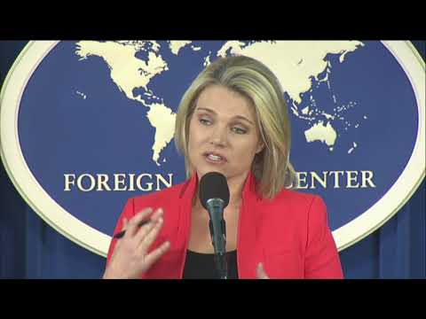 Washington FPC Briefing:  Spokesperson Nauert State Briefing at FPC