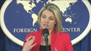 Washington FPC Briefing:  Spokesperson Nauert State Briefing at FPC